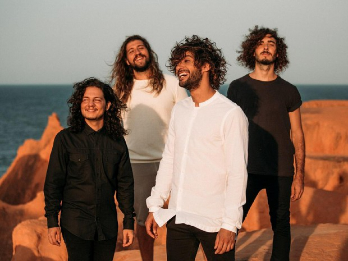 A banda Selvagens à Procura de Lei será atração na programação que estende à Praia dos Crush (Foto: Dário Matos/Divulgação)