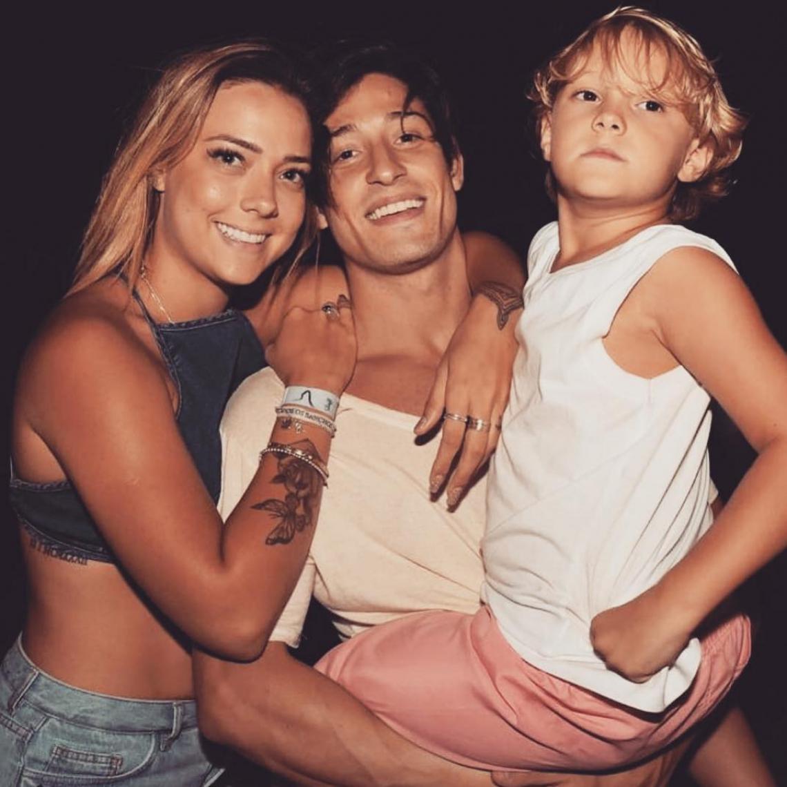 Carol Dantas está grávida do segundo filho. (Foto: Reprodução/Instagram)