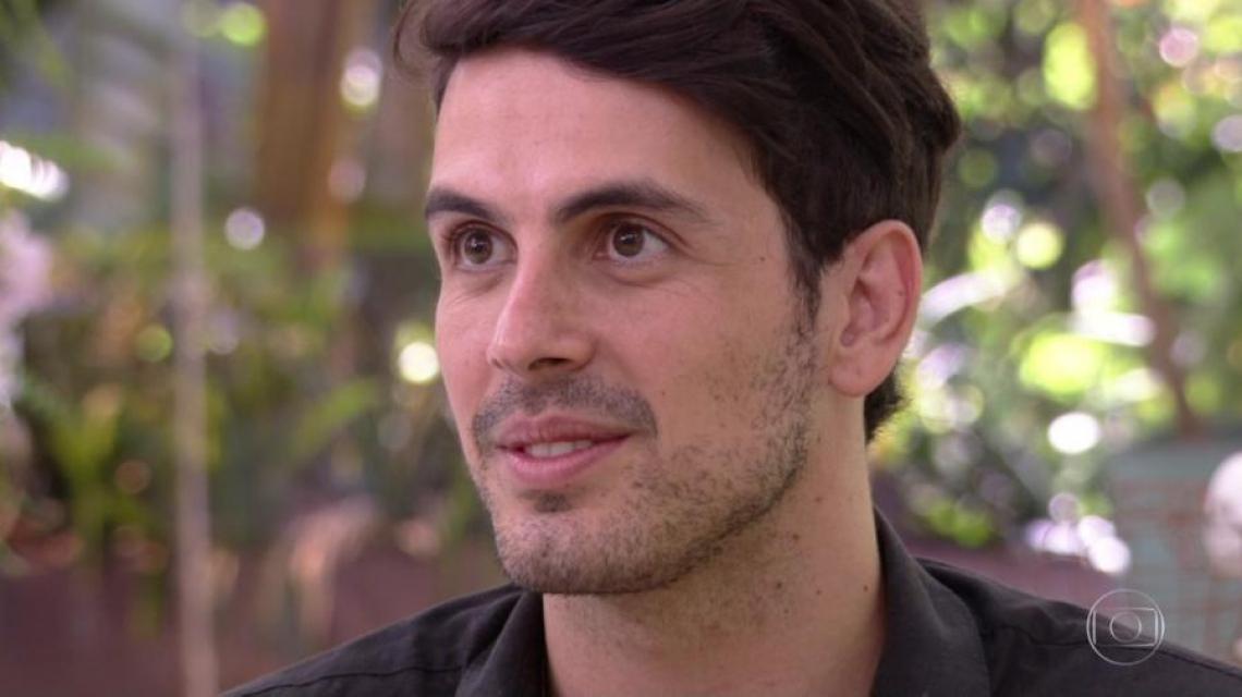 Maycon desabafa sobre relação com Isabella dentro do Big Brother Brasil 19. (Foto: Reprodução/TV Globo)