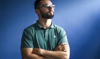 Luan Carlos, técnico do Atlético-CE (Foto: Mateus Dantas/O POVO)