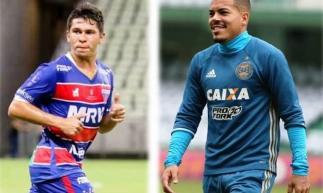 Os nomes de Osvaldo e Tiago Carleto estão no BID da CBF. Foto: Pedro Chaves / Divulgação / Coritiba