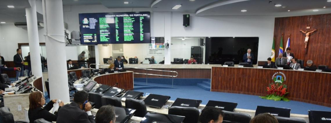 Vereadores aprovaram reposição salarial pela inflação