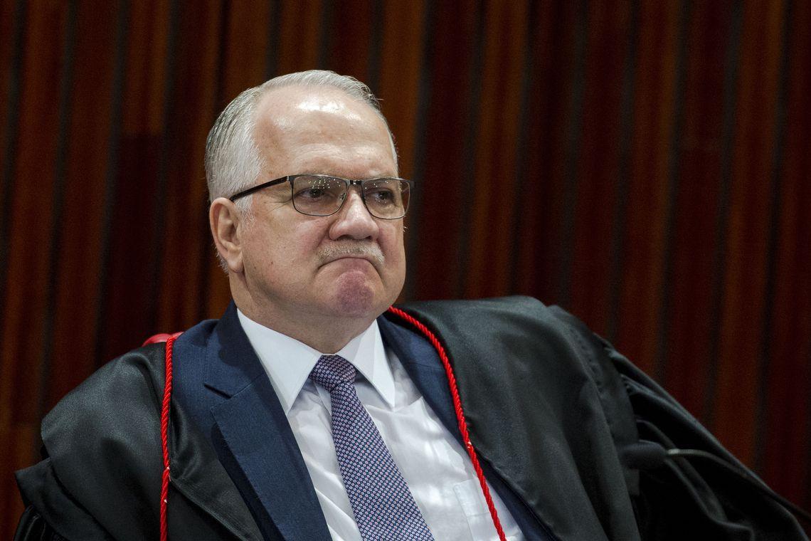 O ministro do Supremo Tribunal Federal (STF), Edson Fachin.