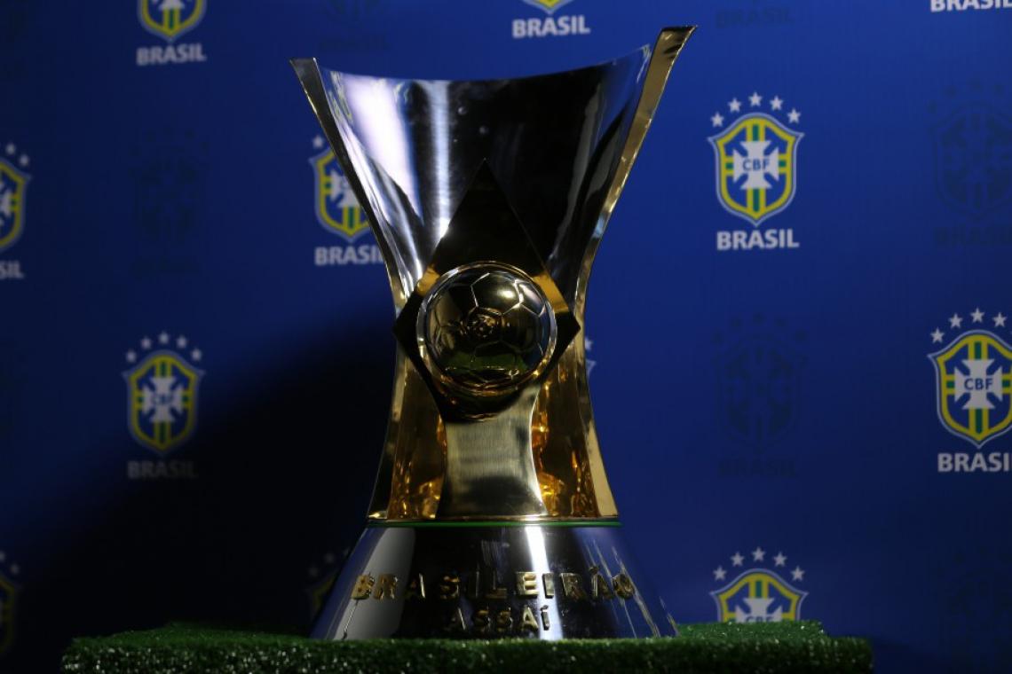 Design do troféu da Supercopa do Brasil. Foto: Fernando Torres / CBF