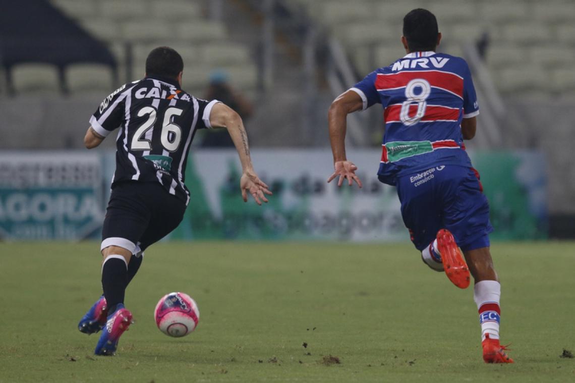 Vovô e Leão se enfrentarão pela 1ª vez na 13ª rodada. (Foto: Mateus Dantas / O Povo)