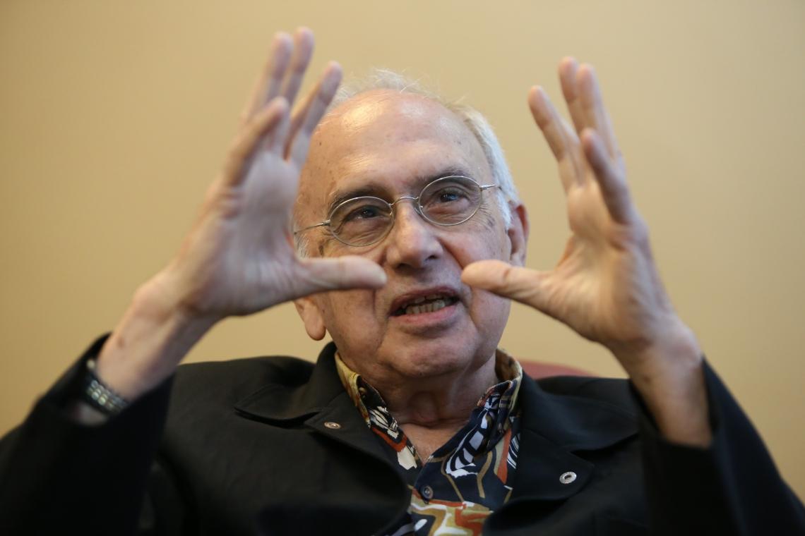 Eduardo Diatahy B. de Menezes, sociólogo, professor  e escritor