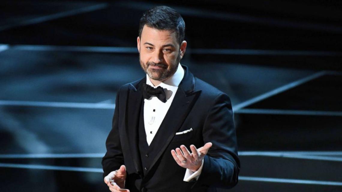 O comediante Jimmy Kimmel apresentou as edições de 2018 e 2017. (Foto: Reprodução/ ABC News)