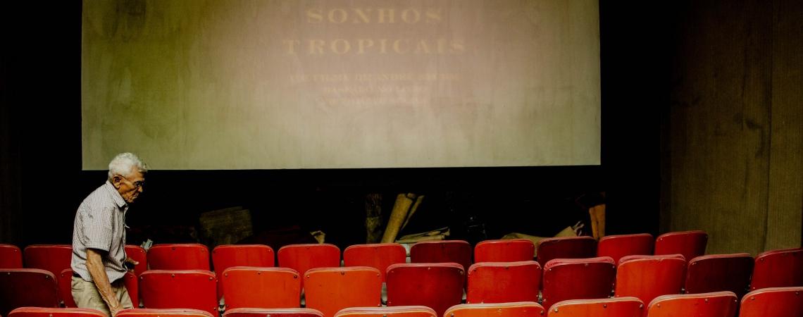 Sergio Poroger fotografa Cine Nazaré para o projeto Cine Mu(n)do.