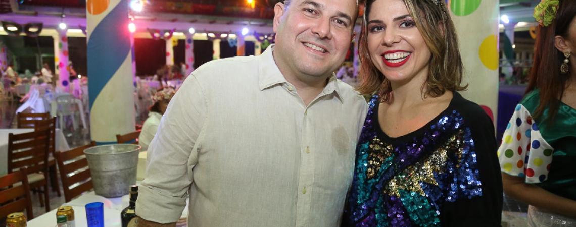 foto 1 Roberto Claudio e Carol Bezerra