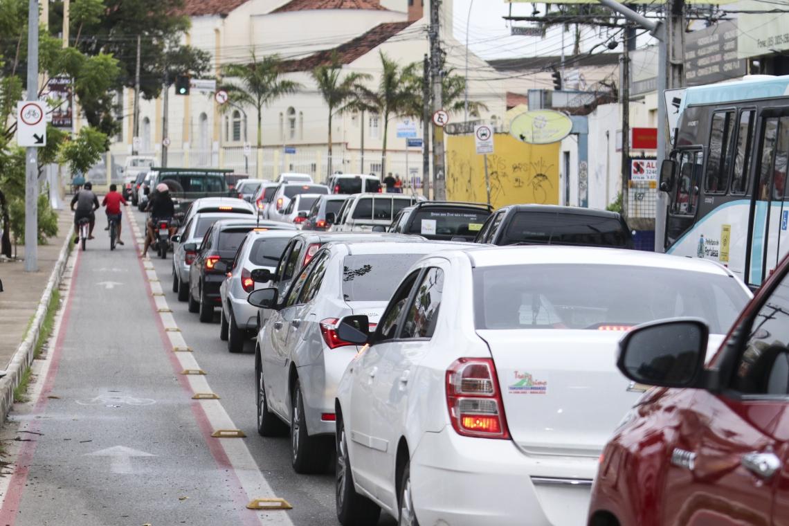 36% dos semáforos de Fortaleza já são contemplados com o sistema