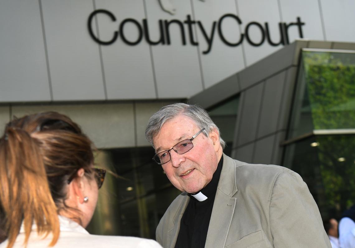 Cardeal George Pell é assessor do papa e tesoureiro do Vaticano