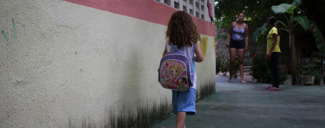 DÉFICIT da rede municipal é de quase sete mil vagas para crianças de 1 a 3 anos