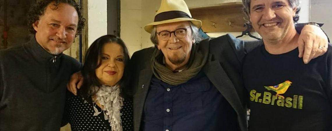 Cláudio Nucci, Amelinha e Tavito