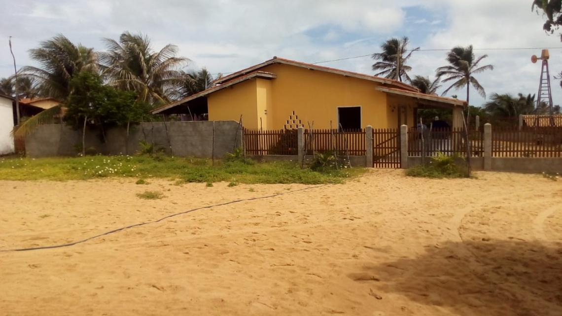 A propriedade está localizada na reserva extrativista da Prainha do Canto Verde e é território comunitário. (Foto: Arquivo pessoal/ Lindomar Lima)