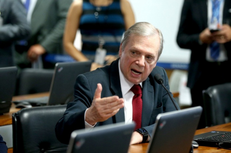 Senador Tasso Jereissati é relator da reforma no Senado