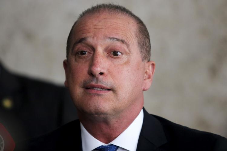 """Onyx Lorenzoni diz que, para chegar a revogação, Executivo chegou a entendimento"""" com poderes Legislativo e Judiciário"""