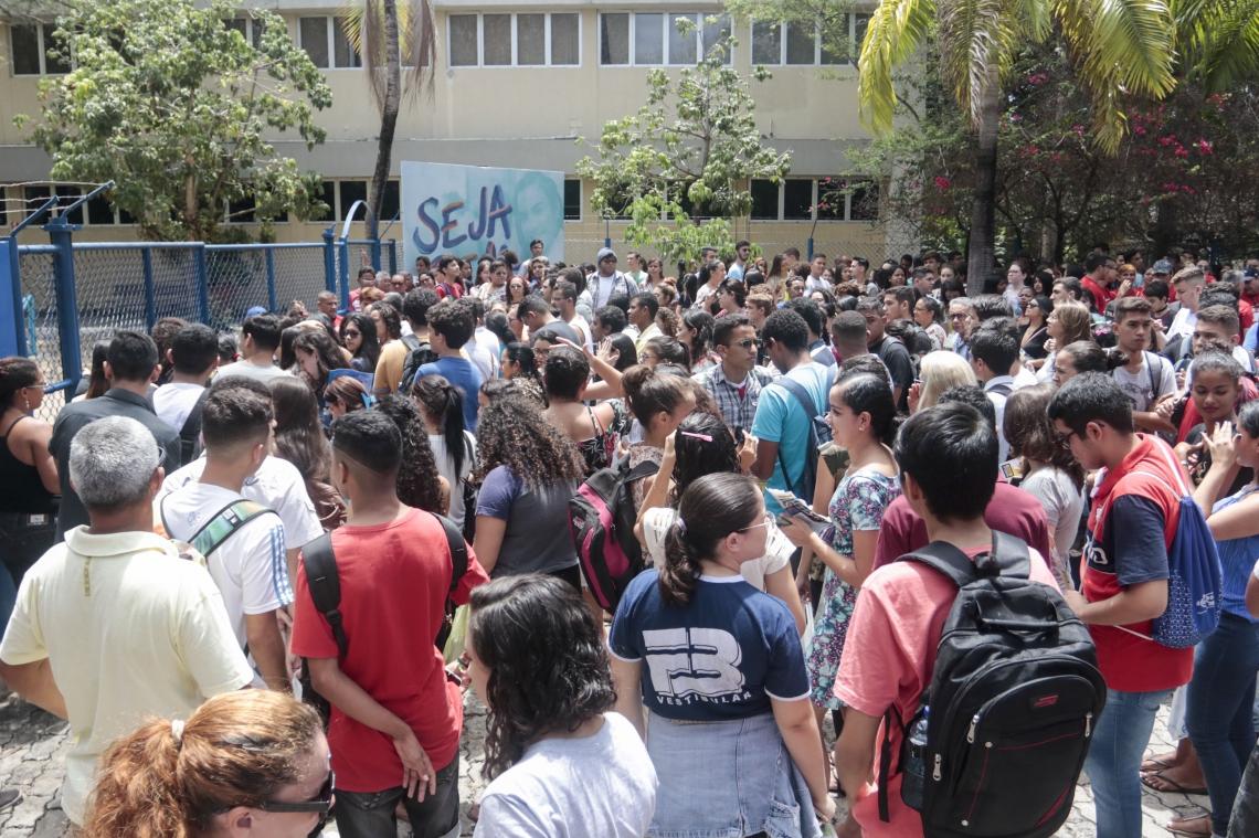PELO CALENDÁRIO, estudantes podem pedir isenção da taxa em abril