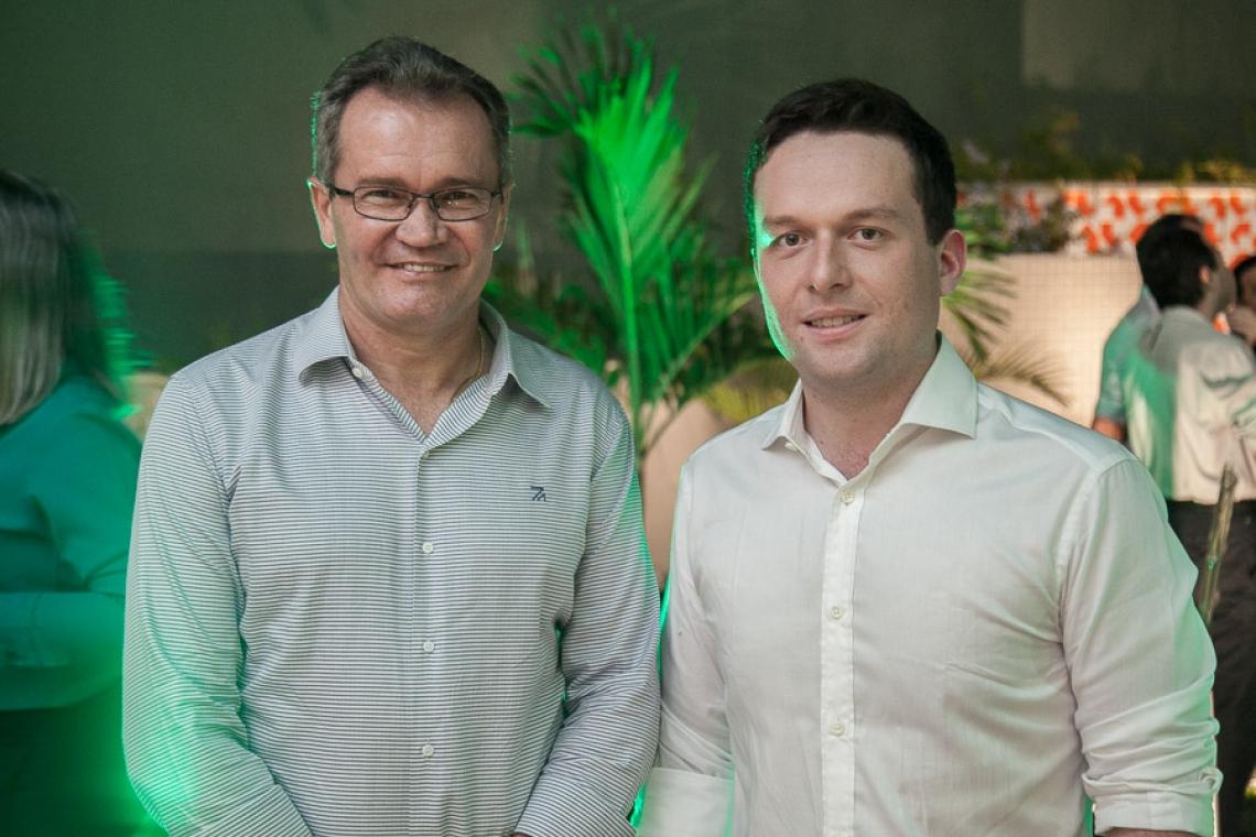 Sérgio Macedo e Igor Borges