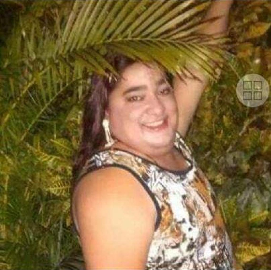 A vítima foi identificada como Ana Patricio de Lima, sem idade confirmada pela Delegacia Metropolitana da região (Foto: Whatsapp/O POVO)