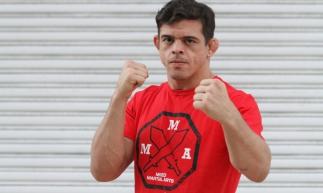 Caio lutou no UFC entre 2012 e 2016