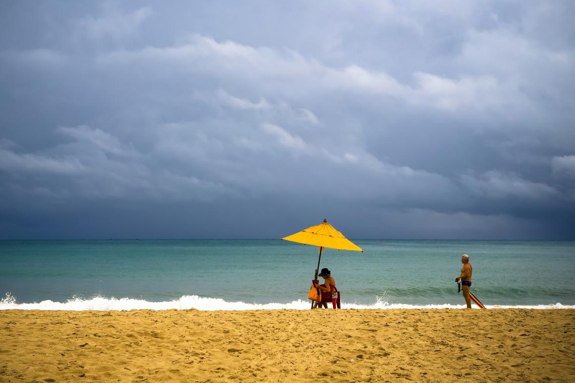 Aterro da Praia de Iracema. (Foto:Fco Fontenele/O POVO)