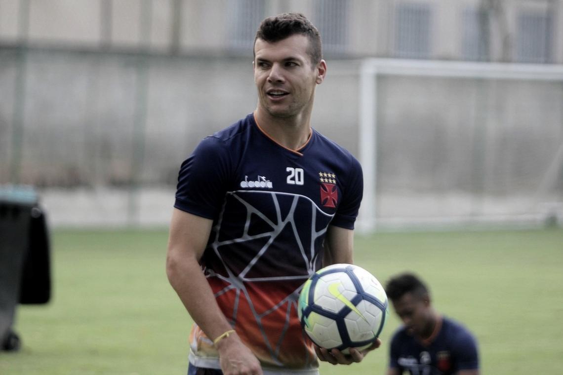 Wagner está no Al-khor, do Qatar, e conta com oito gols em 14 jogos. (Foto: Vasco/Divulgação)