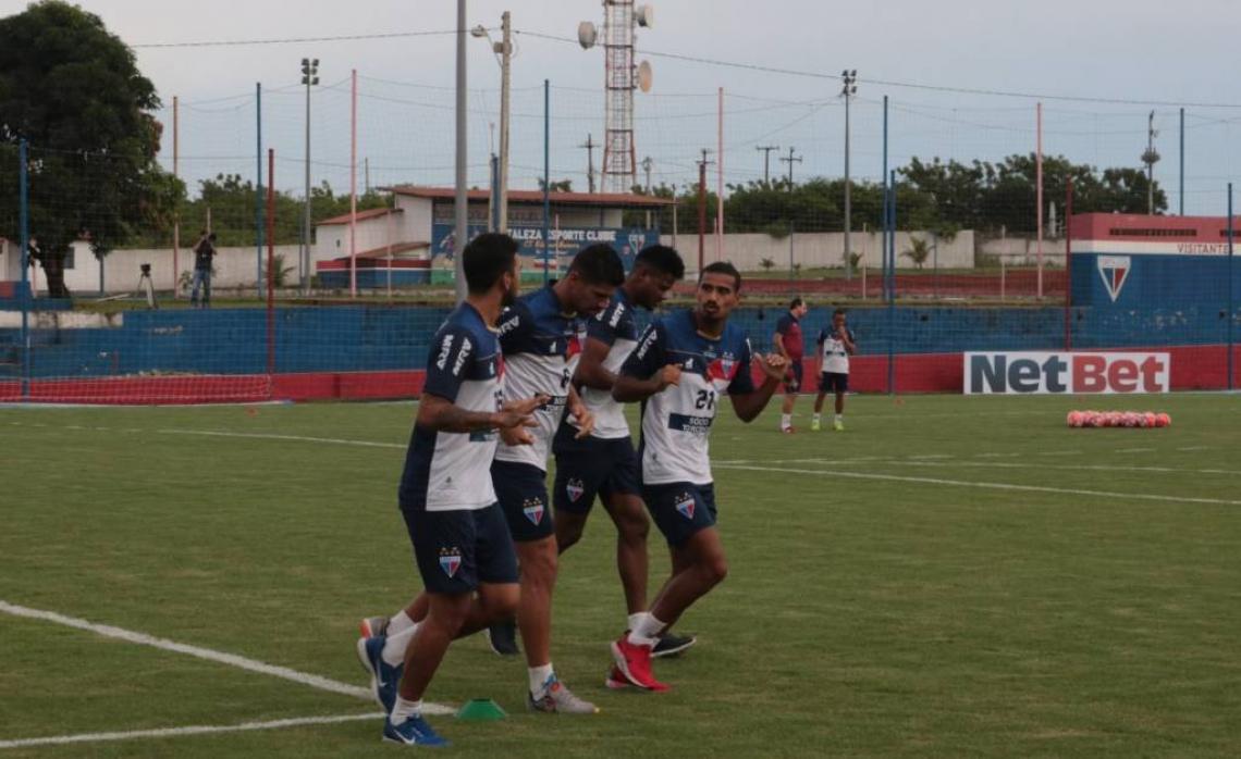 (Foto: Leonardo Moreira/Fortaleza EC)