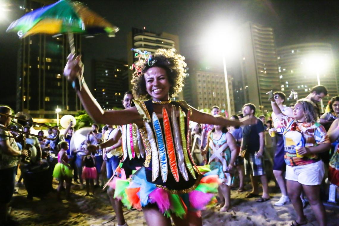 Primeiro fim de semana de Pré-Carnaval tem início nesta sexta-feira, 24