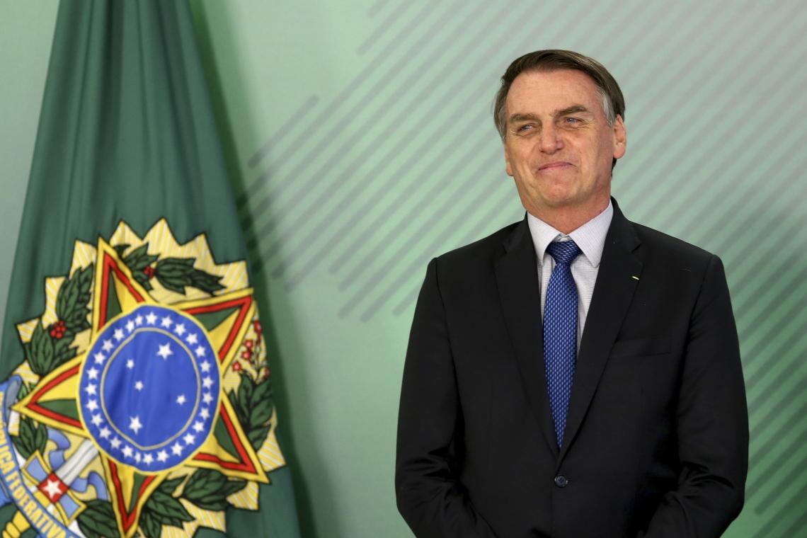 O PRESIDENTE Jair Bolsonaro foi alvo de críticas até mesmo por aliados