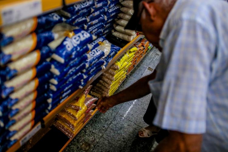 EM 65 DIAS, o valor do feijão aumentou na Ceasa, com destaque para o tipo carioquinha. (Foto: Gustavo Simão/ Especial para O POVO)