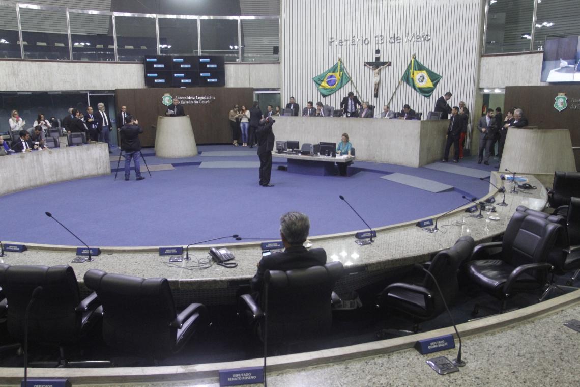 Assembleia Legislativa do Estado Ceará (AL-CE).