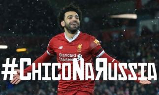 Salah na Copa e golpe de judô de Sergio Ramos | Chico na Rússia #20