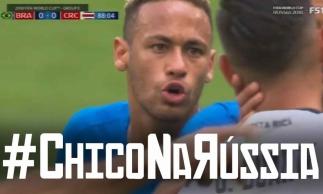 Neymar não aguenta a pressão?   Chico na Rússia #24