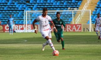 Atlético e Floresta empataram sem gols no PV.