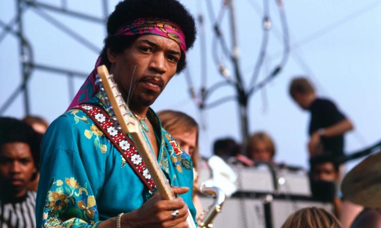 A cantora Marília Lima fará um tributo a Jimi Hendrix