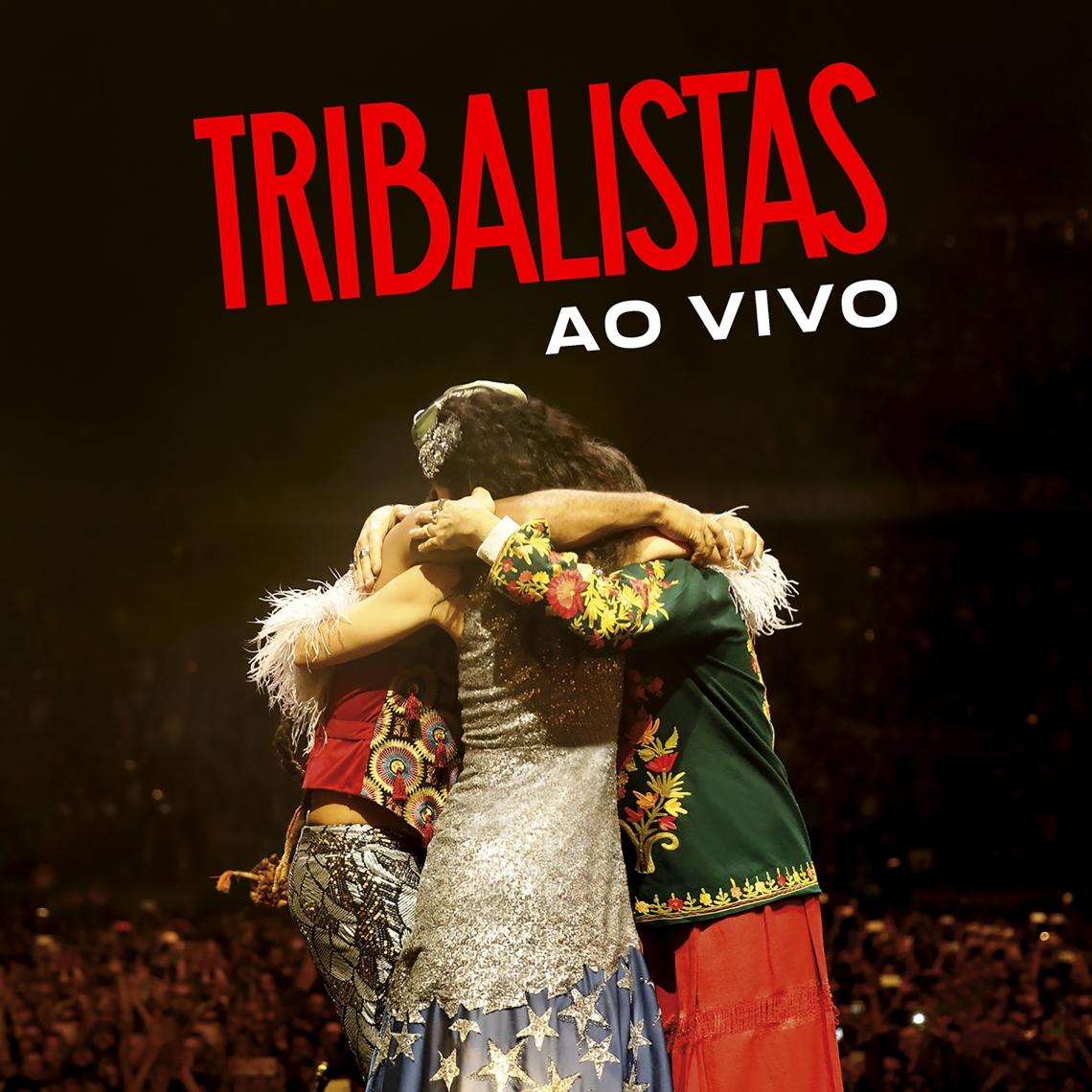 O novo disco dos Tribalistas foi gravado no Allianz Parque (São Paulo), em agosto de 2018