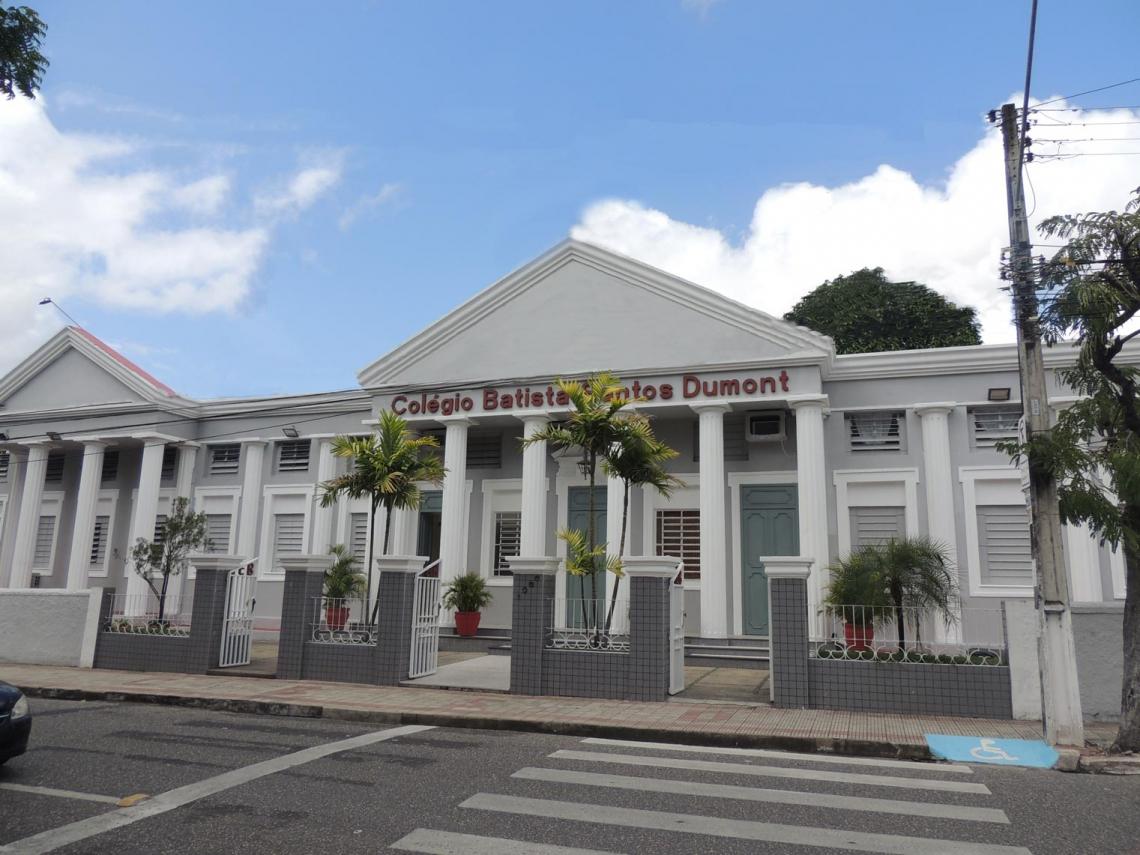 Colégio Batista celebra 69 anos como uma das instituições mais tradicionais de Fortaleza