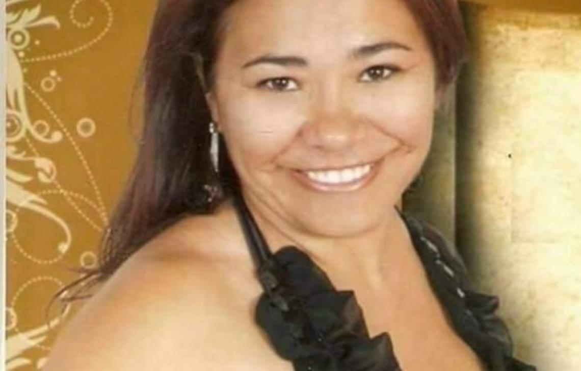 Lucilene foi vítima de feminicídio (Foto: Reprodução)