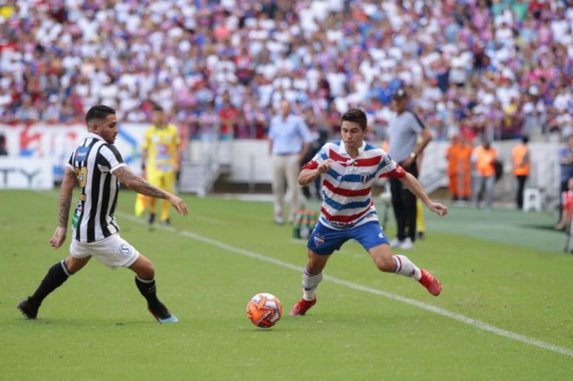 Ceará e Fortaleza fazem parte dos clubes que podem ter repasse de cotas reduzidos entre abril e junho