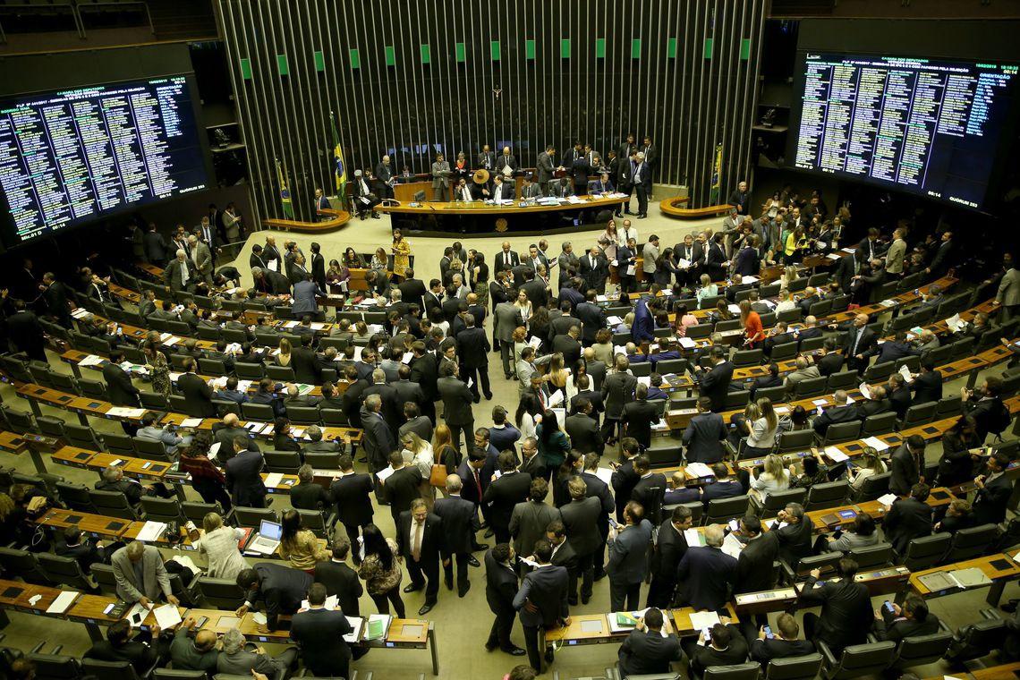 A liberação das emendas pode ser uma forma de agradar os deputados, com a proximidade da votação da reforma da Previdência. (Foto: Wilson Dias/Agência Brasil)