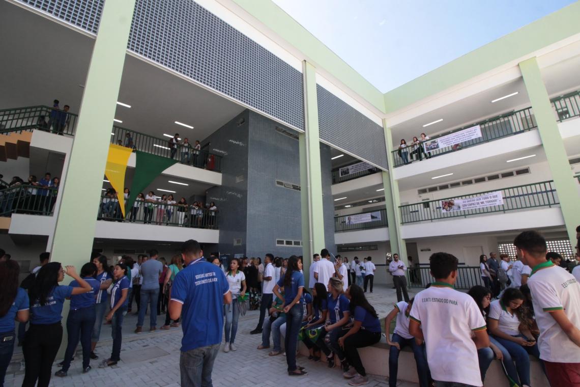 ESTADO executa projeto Nenhum Aluno a Menos, que combate a evasão escolar