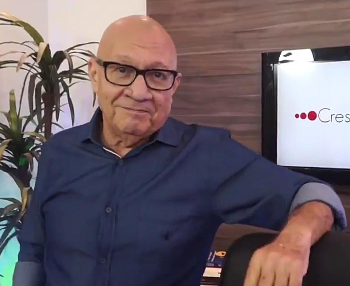 Publicitário Luiz Santos, fundador do projeto Cresça e Apareça, defende no marketing digital diferenciação dos conceitos