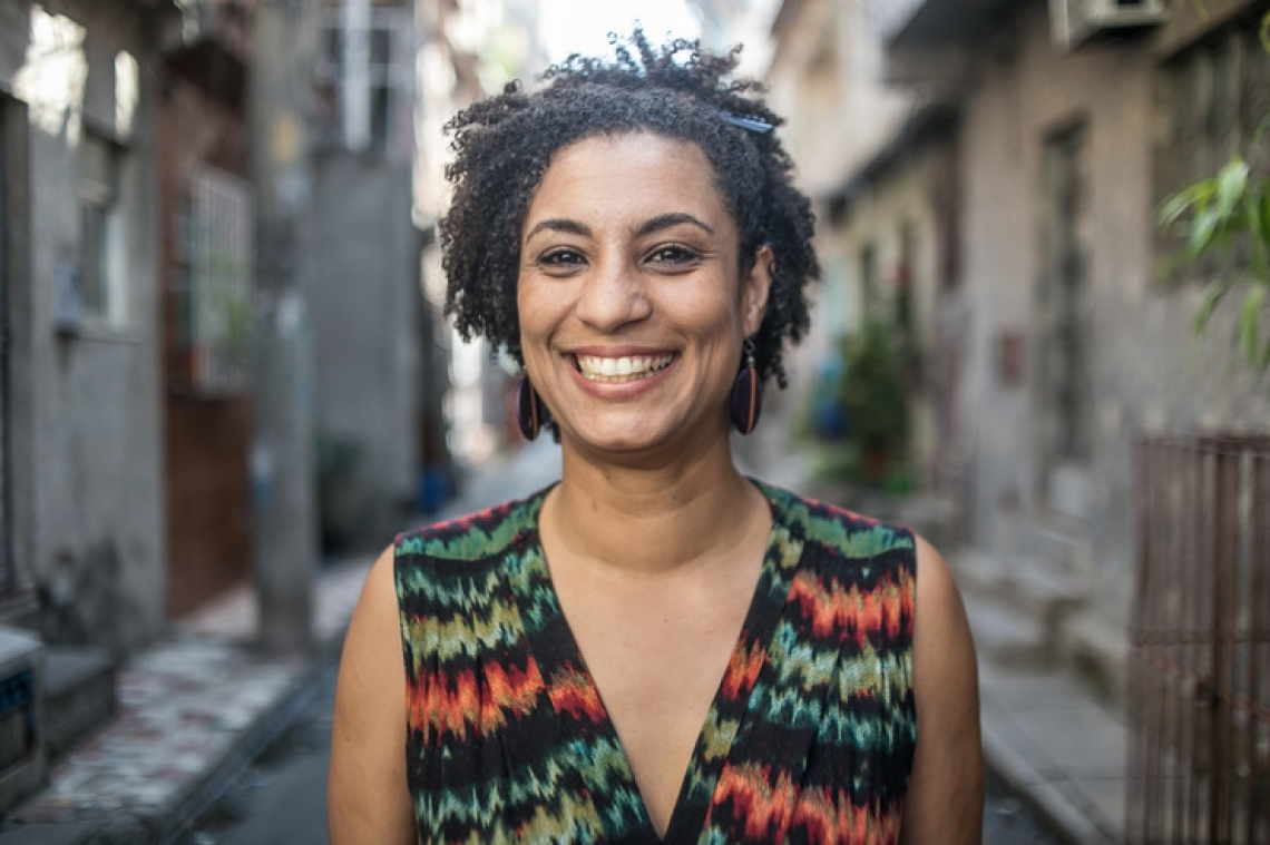 Marielle Franco. (Foto: Rede Livre.org)