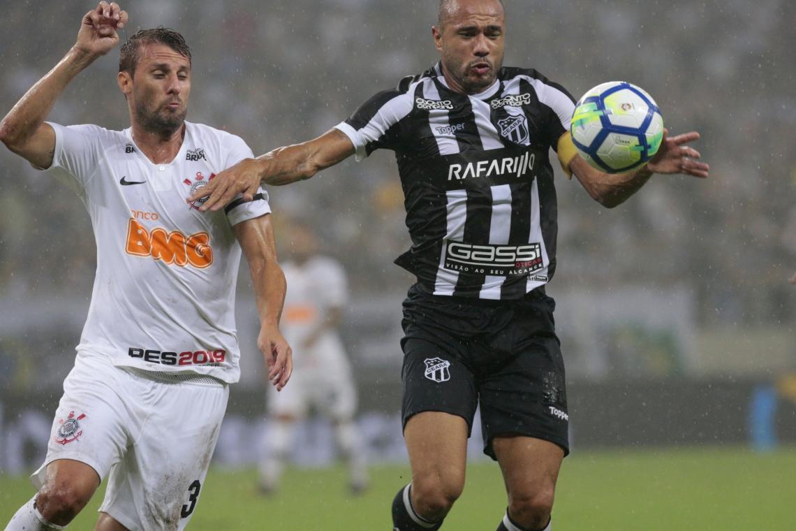 Tempo Real Ceara X Corinthians Vao Realizando Jogo Movimentado No Castelao Acompanhe Ceara Sporting Club Times Esportes O Povo