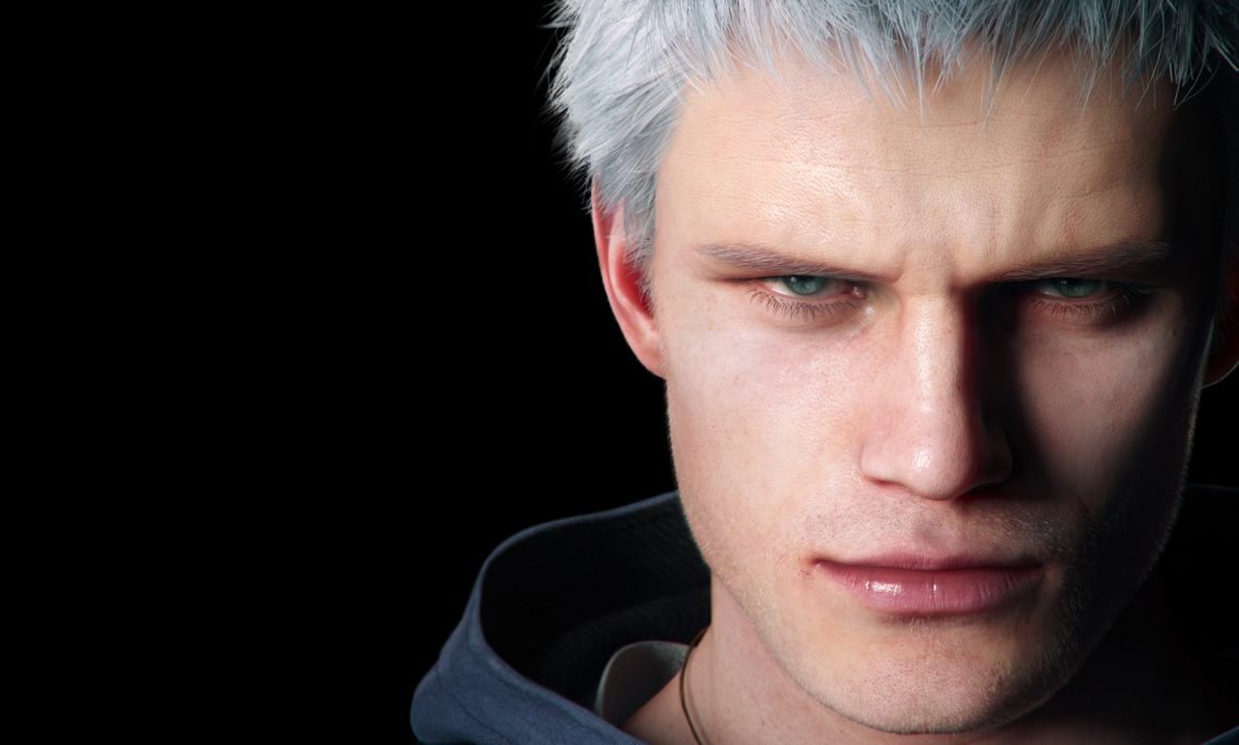 Imagens do game Devil may cry 5