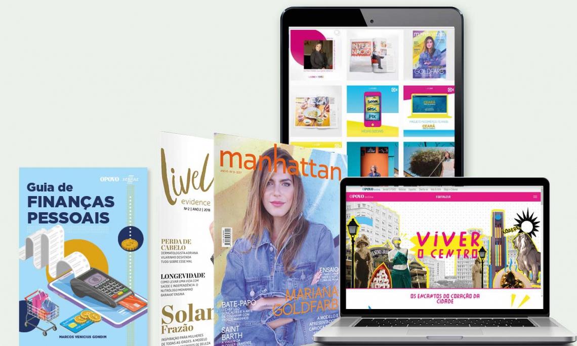 Estúdio de branded content do O POVO oferece ao mercado série de produtos que oferecem um melhor engajamento do público.