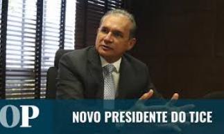 Entrevista com desembargador Washington Araújo