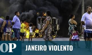 A onda de ataques no Ceará