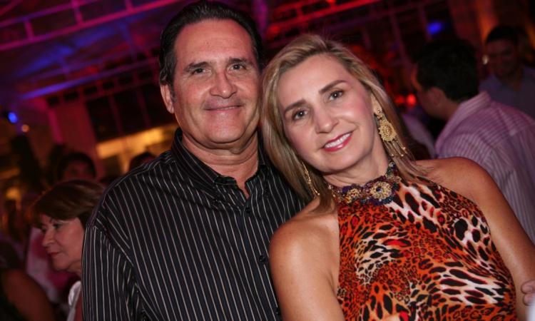 (foto 2) Luiz Fiuza e Ione