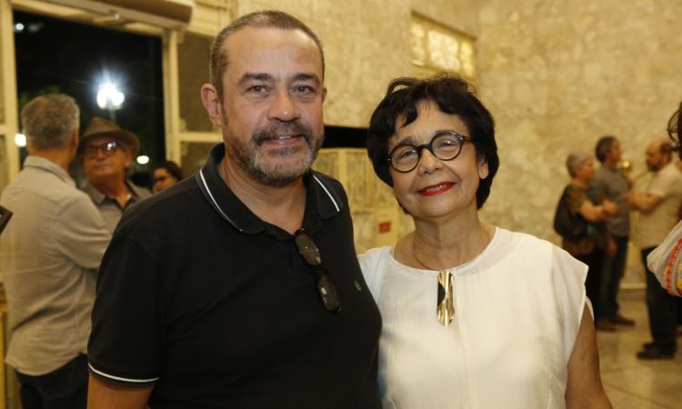 (foto 6) Romeu Duarte e Dodora Guimarães